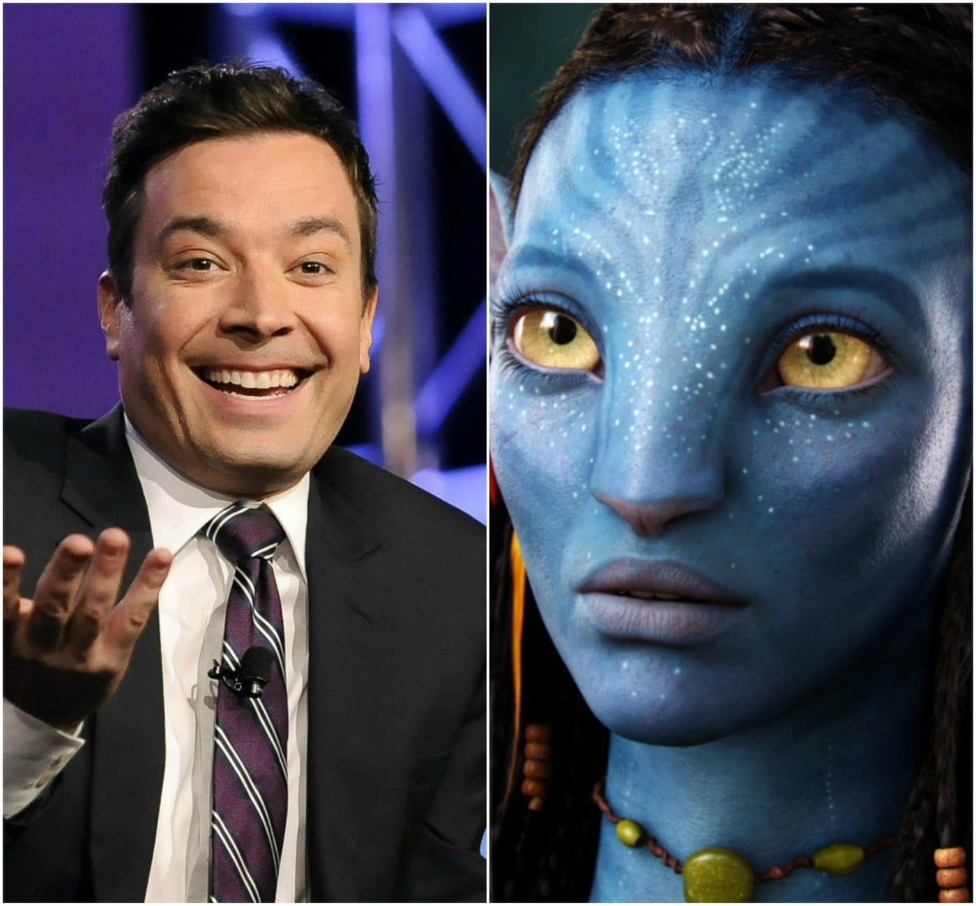 The surprising way that Jimmy Fallon connects with Avatar Land