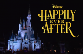Happily Ever After at the Magic Kingdom