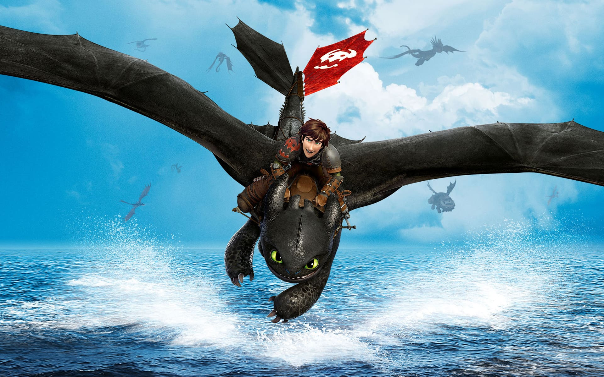 3 ways How to Train Your Dragon could come to Universal's theme parks