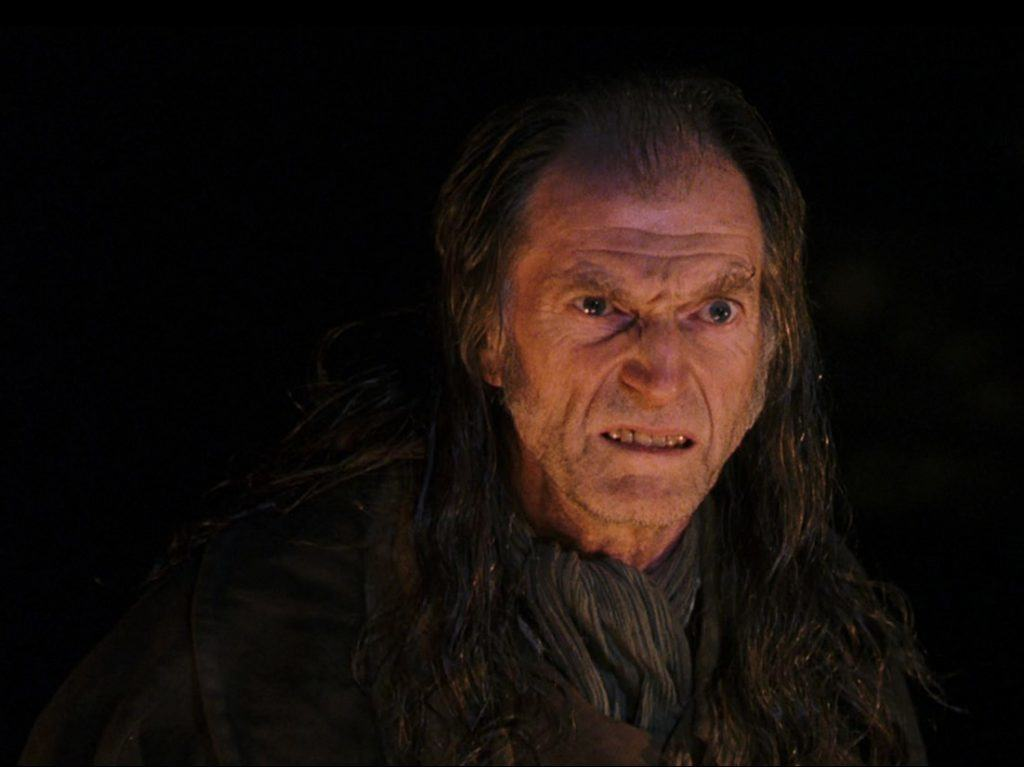 Harry Potter's Argus Filch