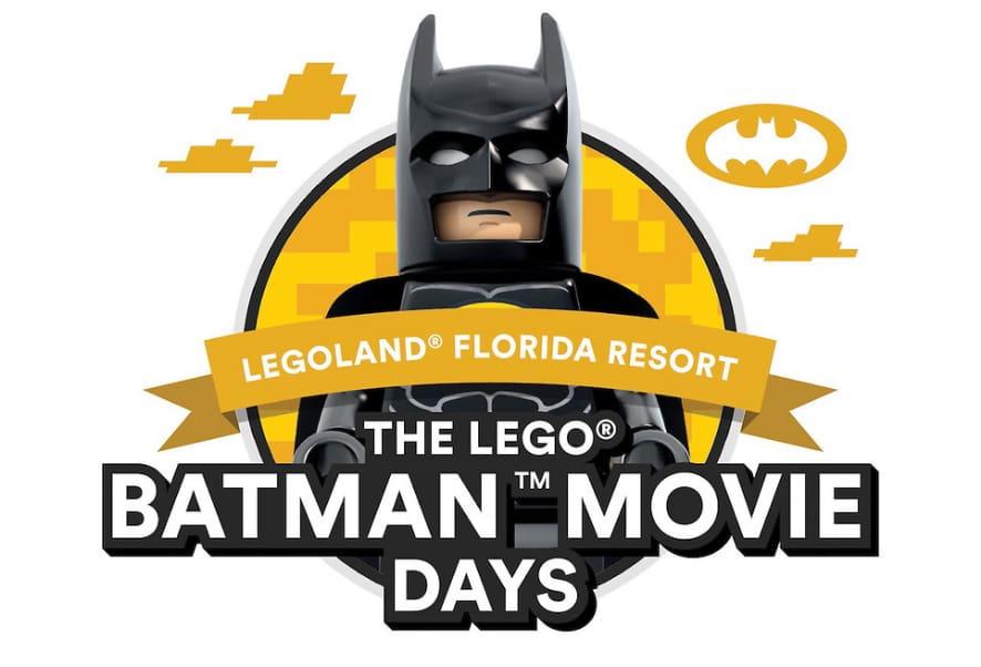 The LEGO Batman Movie Days Logo