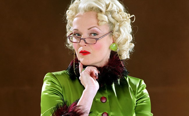 Rita Skeeter from Harry Potter and the Goblet of Fire