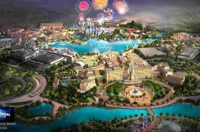 Universal Studios Beijing concept art
