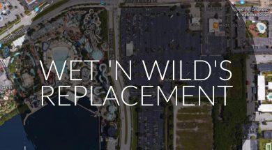Wet 'n Wild Orlando replacement hotel