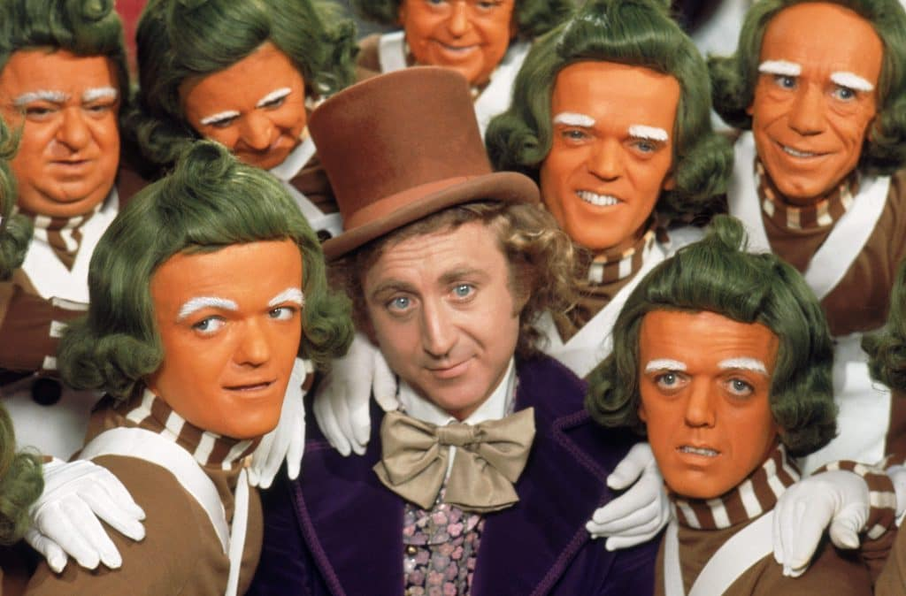 Willy Wonka and the Chocolate Factory Umpa Lumpas