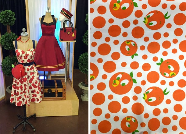Tower of Terror and red apple inspired dresses coming to The Dress Shop