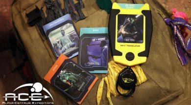 The Na'vi translator device