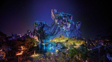 Pandora - The World of AVATAR at Disney's Animal Kingdom