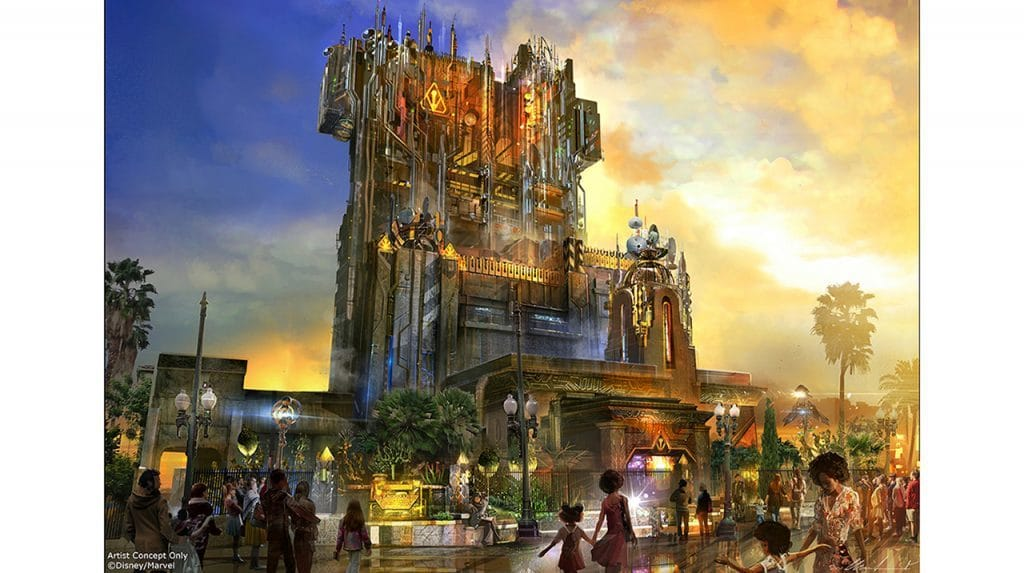 Guardians of the Galaxy – Mission: BREAKOUT! coming to Disney's California Adventure