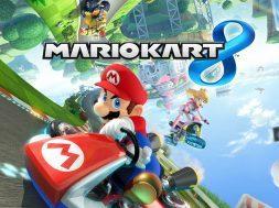 Mario Kart 8 Deluxe logo