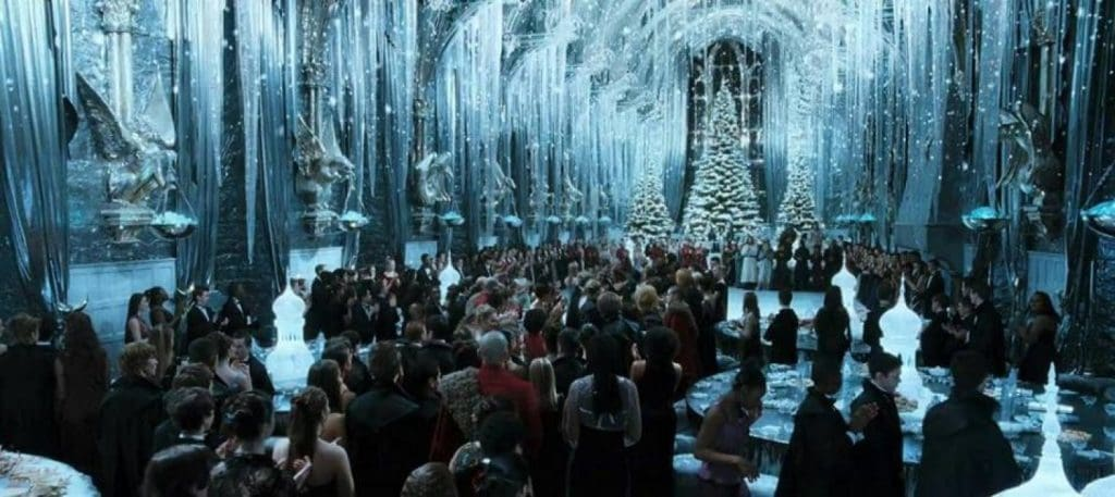 Yule Ball from Harry Potter and the Goblet of Fire