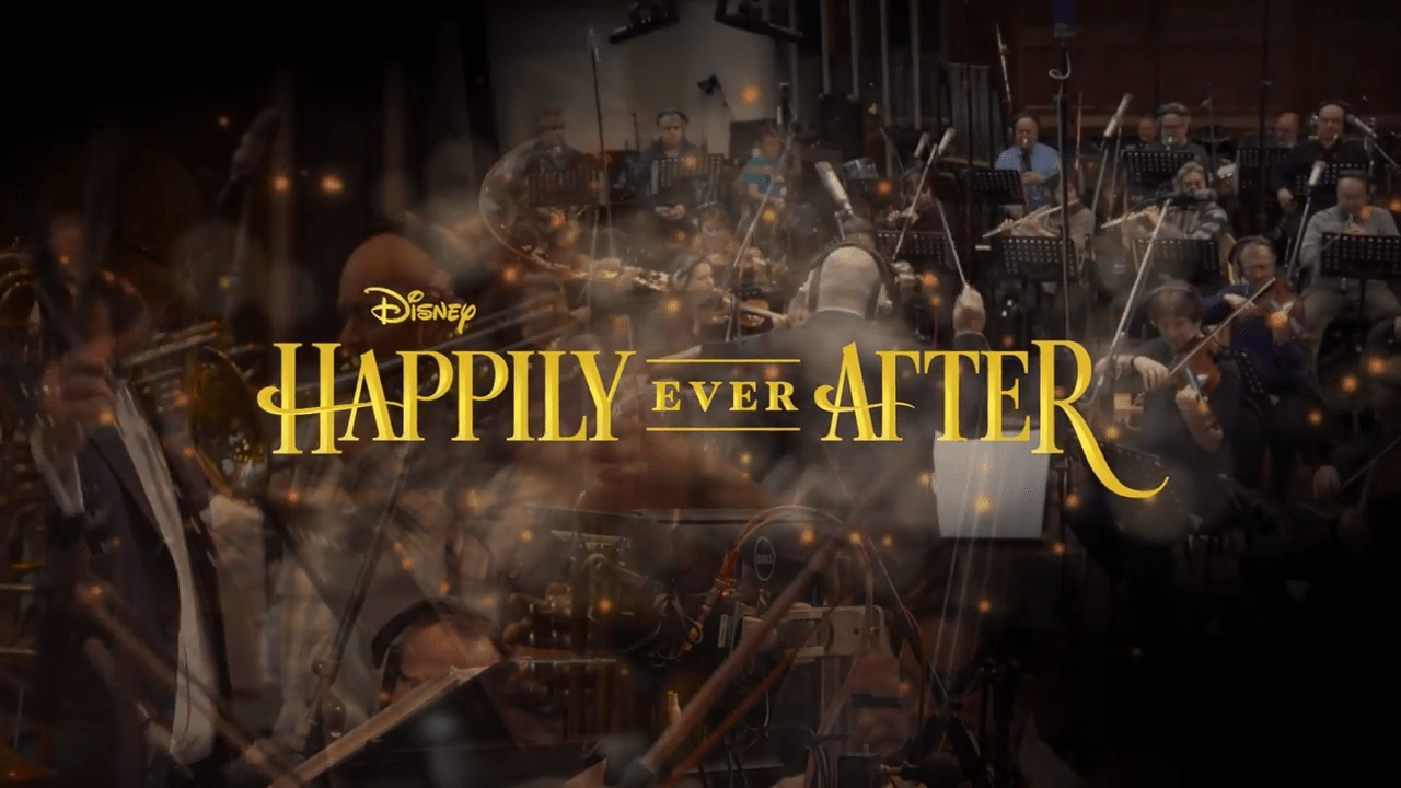 """Disney World details the score for """"Happily Ever After"""""""