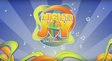 Night of Joy at Walt Disney World Resort