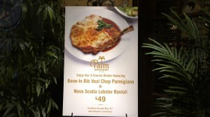 The Palm in Hard Rock Hotel at Universal Orlando Resort