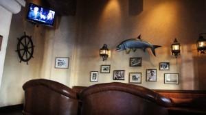The Thirsty Fish in Loews Portofino Bay Hotel at Universal Orlando Resort