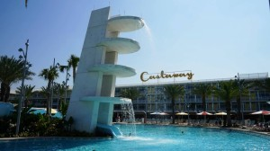 Cabana Bay Atomic Bar at Universal Orlando Resort