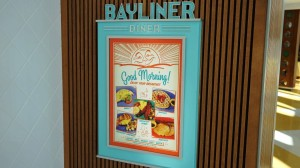 Cabana Bay's Bayliner Diner at Universal Orlando Resort