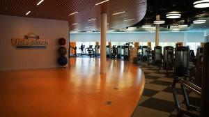 Cabana Bay's Gym at Universal Orlando Resort