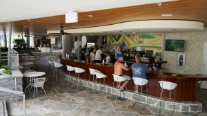 Cabana Bay's Hideaway Bar & Grille at Universal Orlando Resort