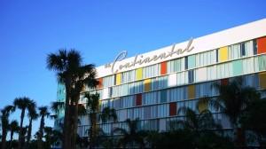 Cabana Bay South Courtyard Pool at Universal Orlando Resort