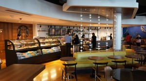 Cabana Bay Beach Resort's Starbucks at Universal Orlando Resort