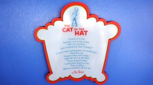 Cat in the Hat at Universal's Islands of Adventure