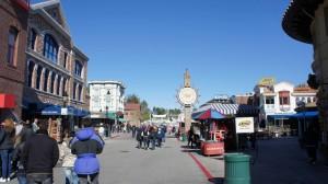 Amity Island at Universal Studios Florida January 2, 2016