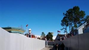 Amity Island at Universal Studios Florida January 2, 2012