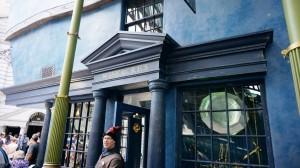 Wiseacres in Diagon Alley at Universal Studios Florida