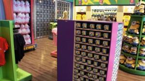Despicable Me: Minion Mayhem Super Silly Stuff at Universal Studios Florida
