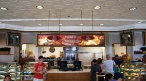 Beverly Hills Boulangerie at Universal Studios Florida