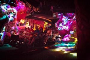 E.T. ride at Universal Studios Florida