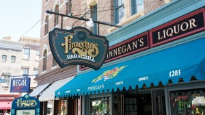 Finnegan's Bar and Grill at Universal Studios Florida