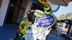 Blondie's: Home of the Dagwood at Universal's Islands of Adventure