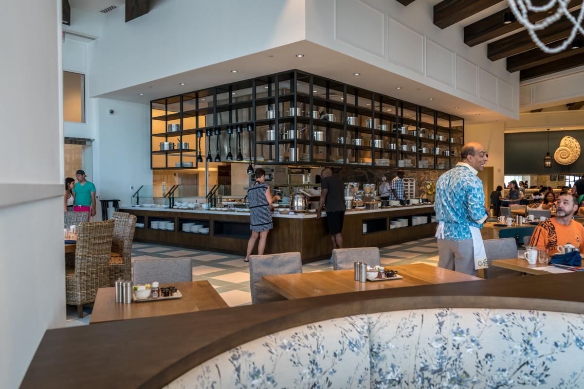 Amatista Cookhouse at Loews Sapphire Falls Resort - photos ...