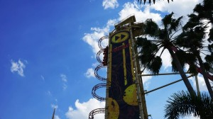 Hollywood Rip Ride Rockit at Universal Studios Florida