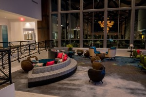 Loews Sapphire Falls Resort Lobby and Entrance