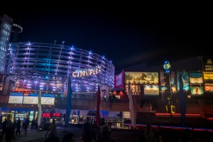 AMC Movie Theater at Universal Orlando's CityWalk