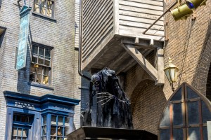 Tales of Beedle the Bard in The Wizarding World of Harry Potter Diagon Alley at Universal Studios Florida