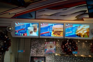 Captain America Diner at Universal's Islands of Adventure