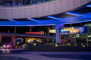Hollywood Drive-In Golf at Universal Orlando's CityWalk