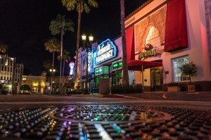Hollywood at Universal Studios Florida