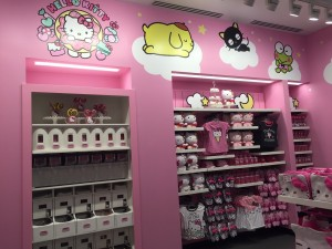 Hello Kitty Store at Universal Studios Florida
