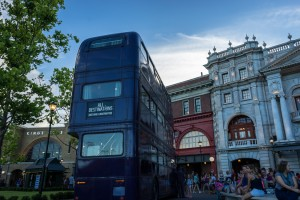London at Universal Studios Florida
