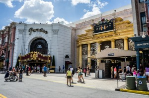 Revenge of the Mummy at Universal Studios Florida