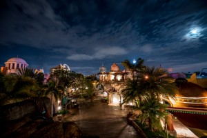Port of Entry at Universal's Islands of Adventure