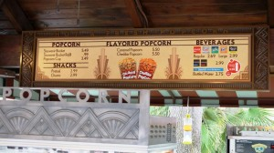 Refillable cups at Universal Orlando.
