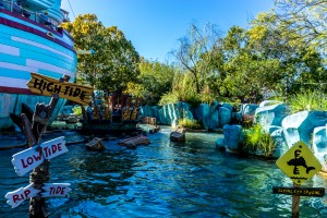 Popeye & Bluto's Bilge-Rat Barges at Universal's Islands of Adventure